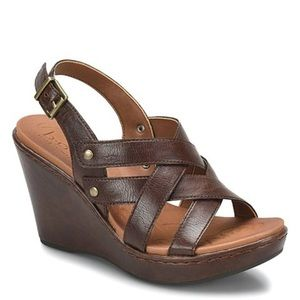 Women's Brown B.O.C.  Sandals